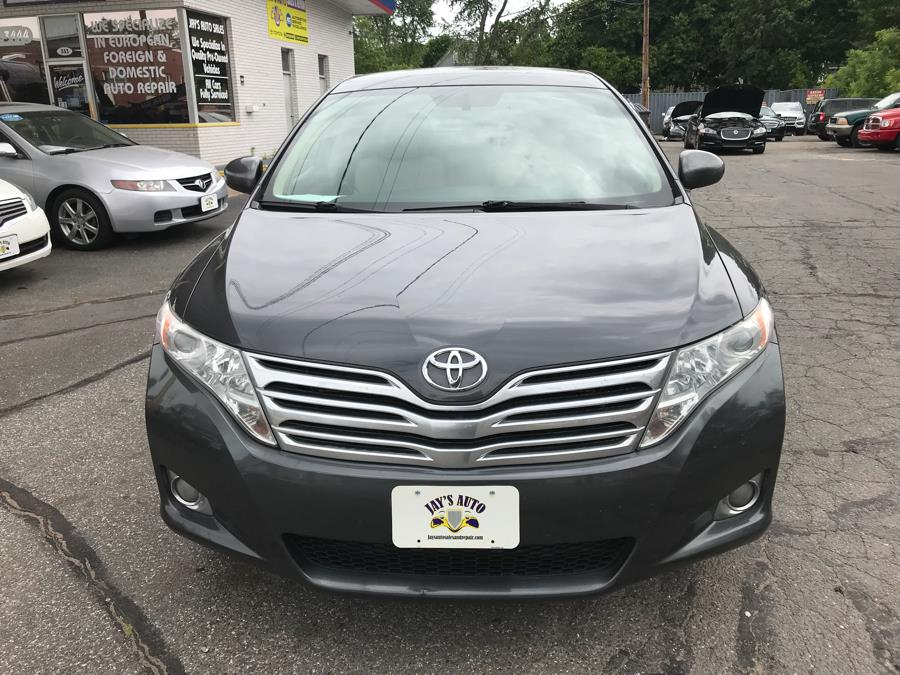 2009 Toyota Venza 4dr Wgn V6 AWD (Natl), available for sale in Manchester, Connecticut   Jay's Auto. Manchester, Connecticut