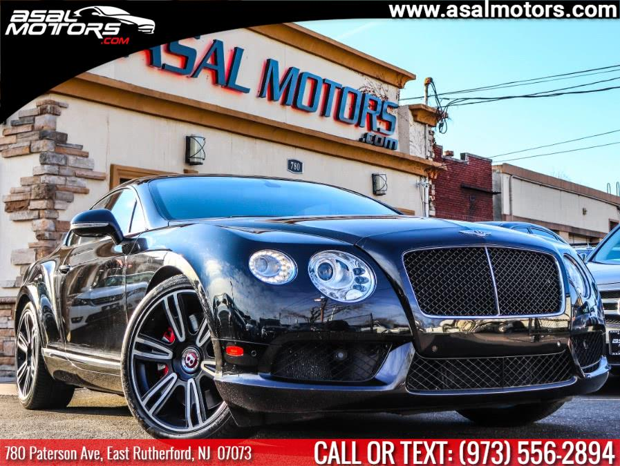 Used 2013 Bentley Continental GT V8 in East Rutherford, New Jersey | Asal Motors. East Rutherford, New Jersey