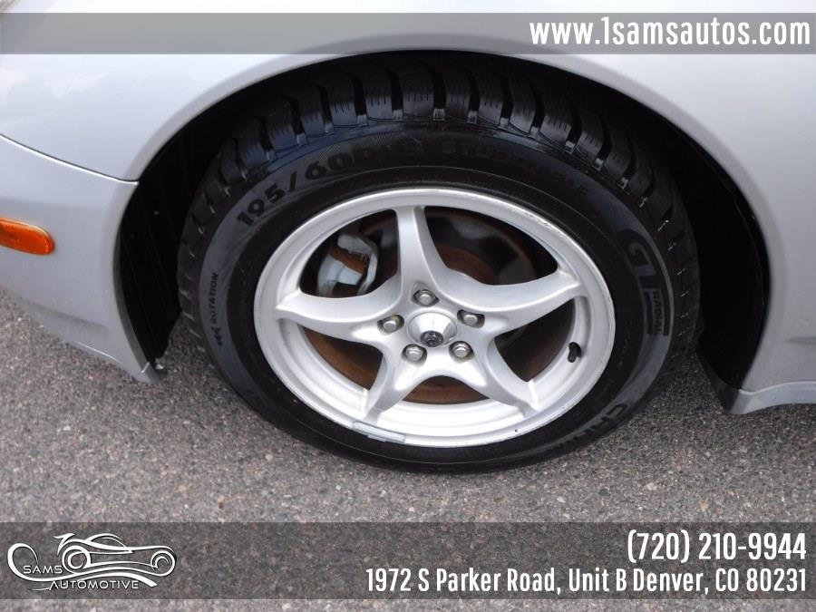 2000 Toyota Celica 3dr LB GT Manual, available for sale in Denver, Colorado | Sam's Automotive. Denver, Colorado