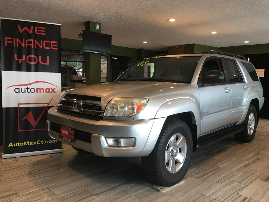 Used 2005 Toyota 4Runner in West Hartford, Connecticut | AutoMax. West Hartford, Connecticut