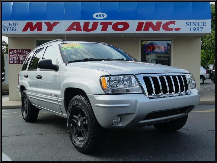 Used Jeep Grand Cherokee Special Edition 2004 | My Auto Inc.. Huntington Station, New York