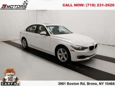 2015 BMW 3 Series 4dr Sdn 328i xDrive AWD South Africa, available for sale in Bronx, New York | 26 Motors Corp. Bronx, New York