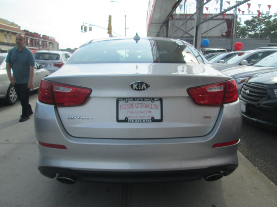 2015 Kia Optima 4dr Sdn LX, available for sale in Jamaica, New York | Hillside Auto Mall Inc.. Jamaica, New York
