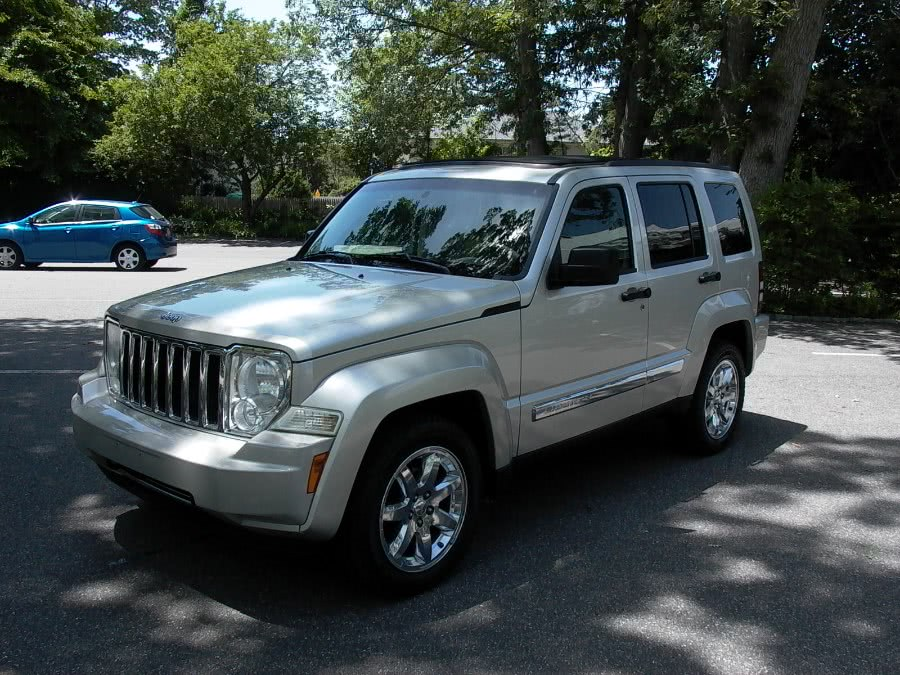 Used Jeep Liberty 4WD 4dr Limited 2008