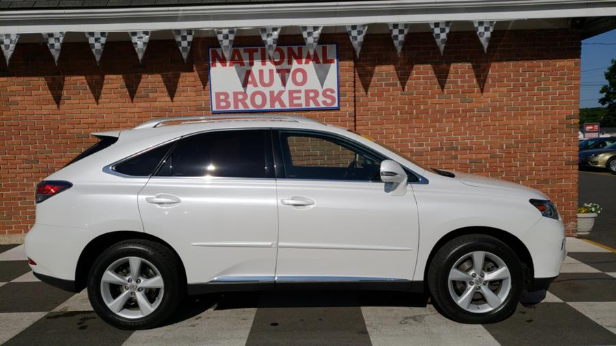 2013 Lexus RX 350 AWD 4dr, available for sale in Waterbury, Connecticut | National Auto Brokers, Inc.. Waterbury, Connecticut
