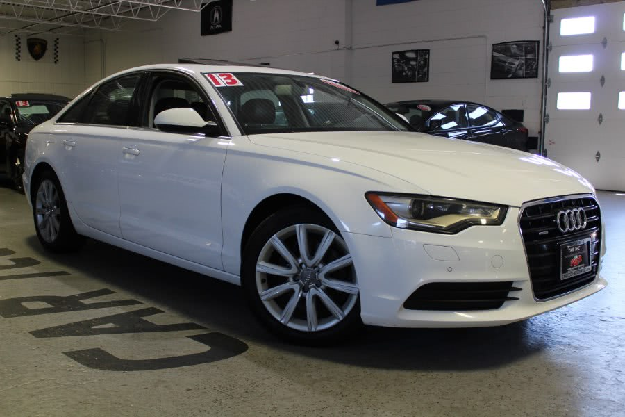 Used 2013 Audi A6 in Deer Park, New York | Car Tec Enterprise Leasing & Sales LLC. Deer Park, New York