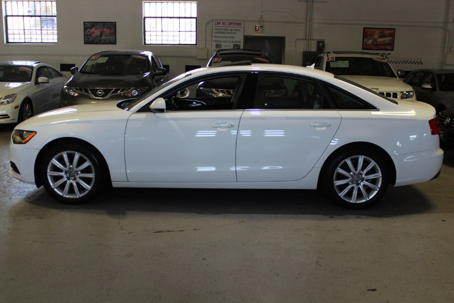 2013 Audi A6 4dr Sdn quattro 2.0T Premium Plus, available for sale in Deer Park, New York | Car Tec Enterprise Leasing & Sales LLC. Deer Park, New York