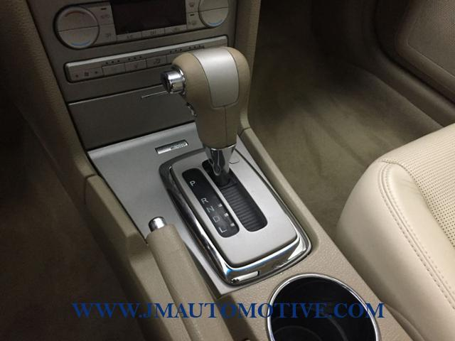 2009 Lincoln Mkz 4dr Sdn AWD, available for sale in Naugatuck, Connecticut | J&M Automotive Sls&Svc LLC. Naugatuck, Connecticut