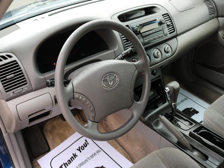 2005 Toyota Camry 4dr Sdn LE Auto, available for sale in Vernon , Connecticut | Auto Care Motors. Vernon , Connecticut