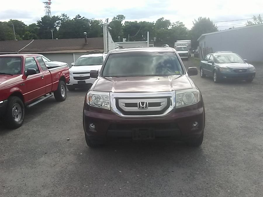 2009 Honda Pilot 4WD 4dr EX, available for sale in Shirley, New York | Roe Motors Ltd. Shirley, New York
