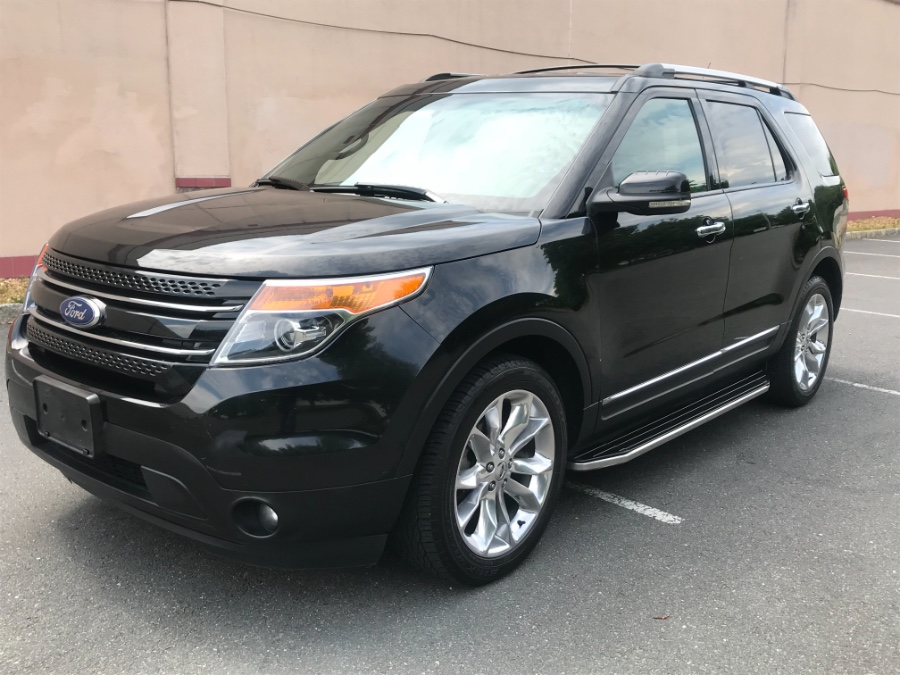 2011 Ford Explorer 4WD 4dr Limited, available for sale in White Plains, New York   Auto City Depot. White Plains, New York