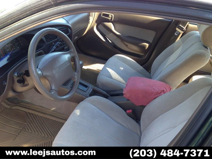 1996 Toyota Camry 4dr Sdn LE Auto, available for sale in North Branford, Connecticut | LeeJ's Auto Sales & Service. North Branford, Connecticut
