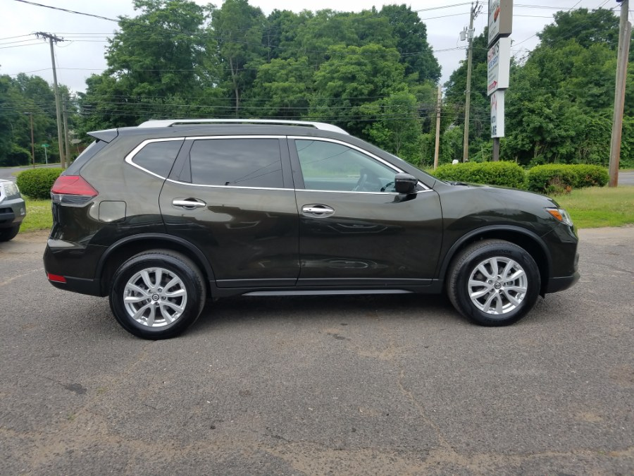 2017 Nissan Rogue 2017.5 AWD SV, available for sale in East Windsor, Connecticut | Toro Auto. East Windsor, Connecticut