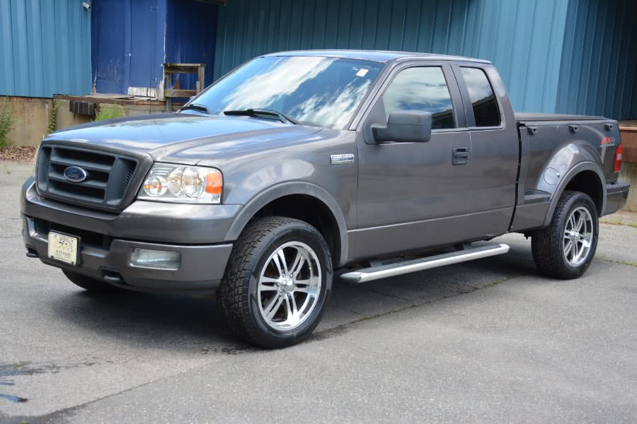 Used 2005 Ford F-150 in Ashland , Massachusetts | New Beginning Auto Service Inc . Ashland , Massachusetts