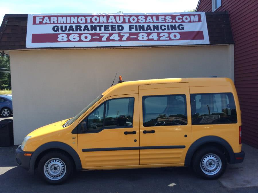 Used 2011 Ford Transit Connect Wagon in Plainville, Connecticut | Farmington Auto Park LLC. Plainville, Connecticut