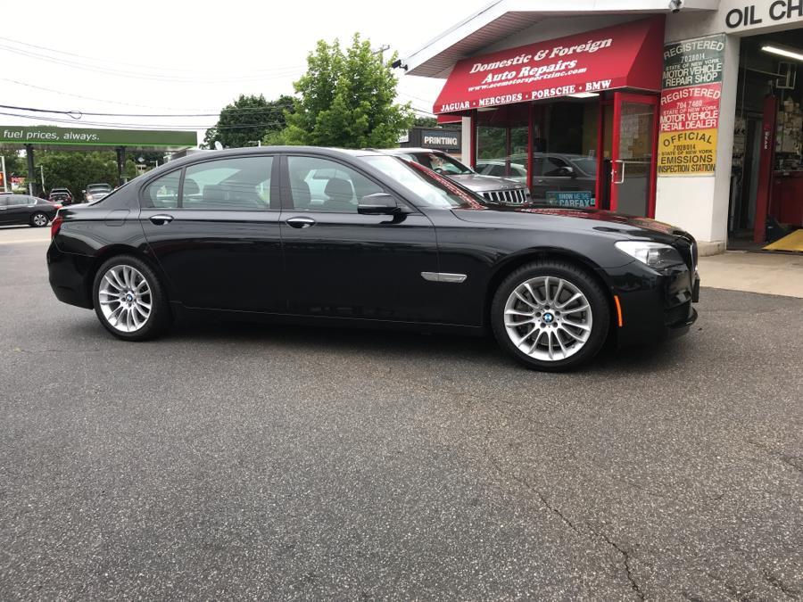 2013 BMW 7 Series M SPORT 4dr Sdn 750Li xDrive AWD, available for sale in Plainview , New York   Ace Motor Sports Inc. Plainview , New York