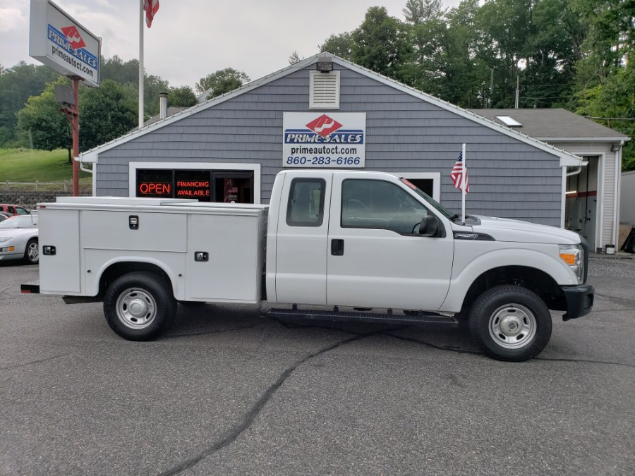 """2015 Ford Super Duty F-250 SRW 4WD SuperCab 158"""" XL, available for sale in Thomaston, CT"""