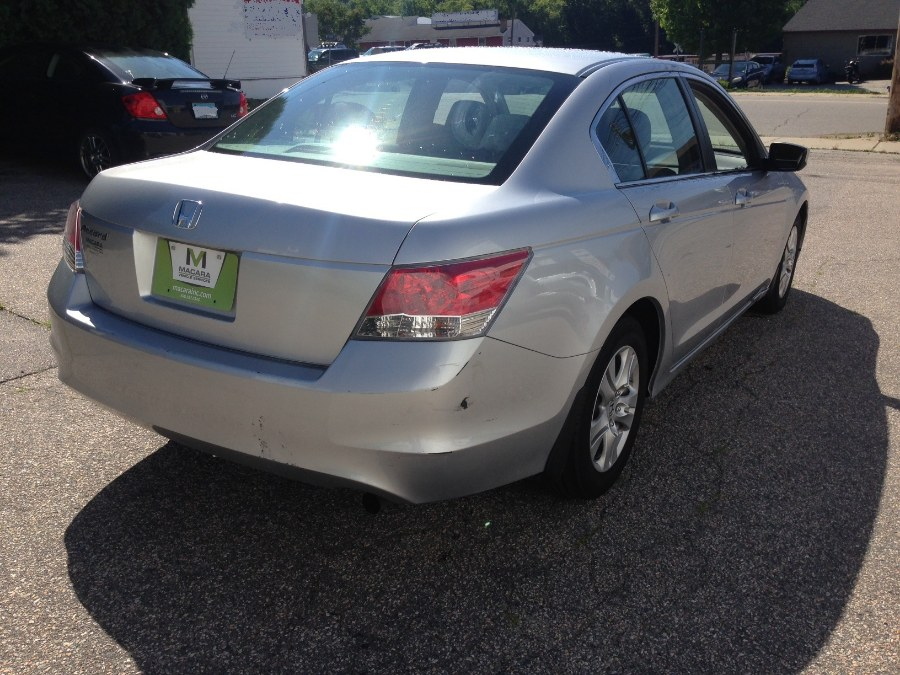 2009 Honda Accord Sdn 4dr I4 Auto LX-P, available for sale in Norwich, Connecticut | MACARA Vehicle Services, Inc. Norwich, Connecticut