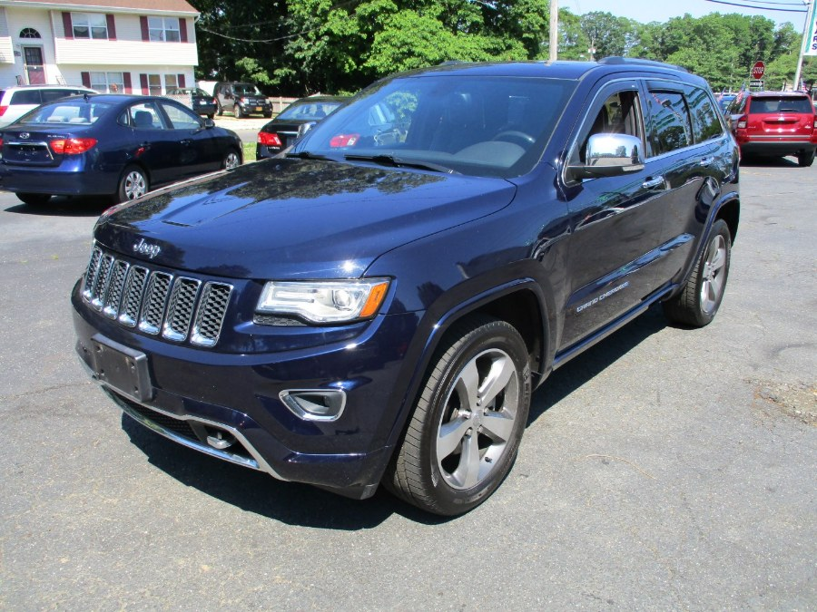 2015 Jeep Grand Cherokee 4WD 4dr Overland, available for sale in Islip, New York   Mint Auto Sales. Islip, New York