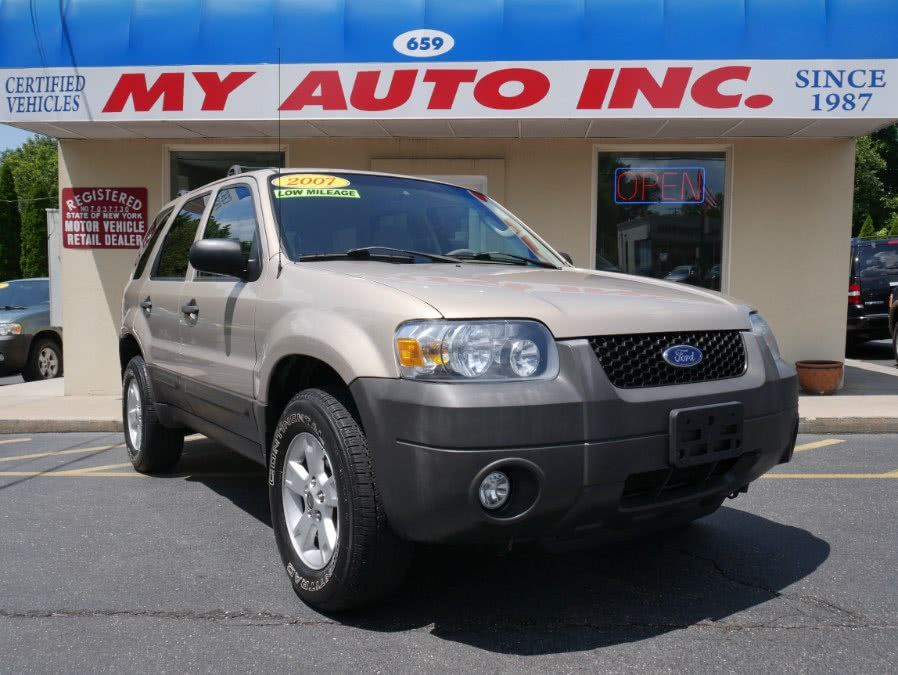 Used 2007 Ford Escape in Huntington Station, New York | My Auto Inc.. Huntington Station, New York