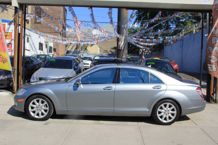 2008 Mercedes-Benz S-Class 4dr Sdn 5.5L V8 4MATIC, available for sale in Brooklyn, New York | Prestige Motor Sales Inc. Brooklyn, New York
