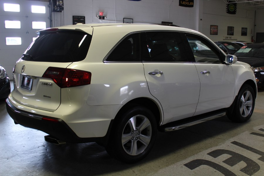 2011 Acura MDX AWD 4dr Tech Pkg, available for sale in Deer Park, New York | Car Tec Enterprise Leasing & Sales LLC. Deer Park, New York