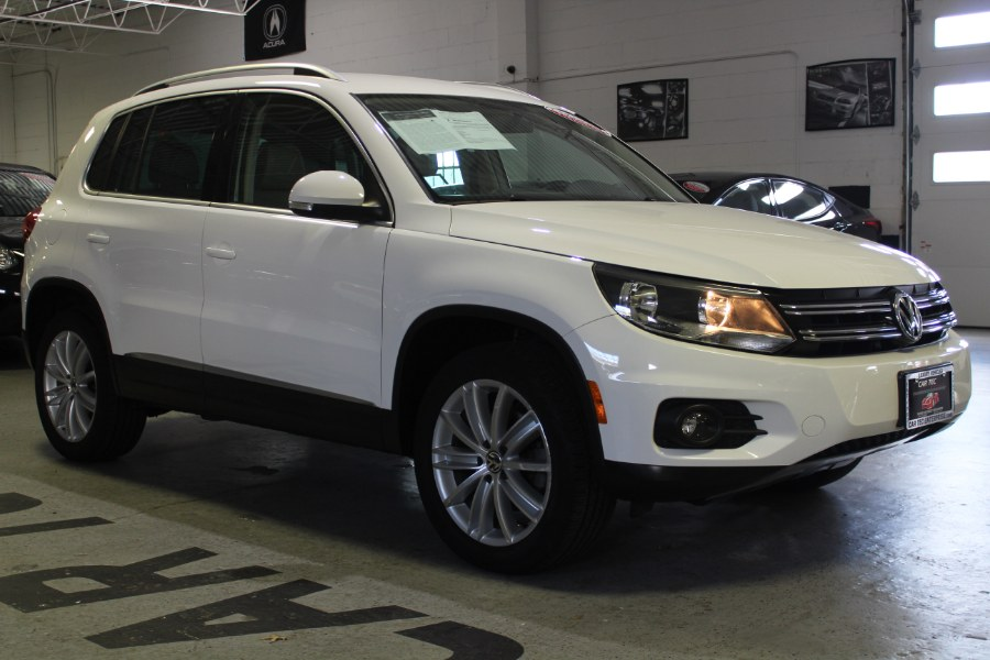 2013 Volkswagen Tiguan 4WD 4dr Auto SE *Ltd Avail*, available for sale in Deer Park, New York | Car Tec Enterprise Leasing & Sales LLC. Deer Park, New York
