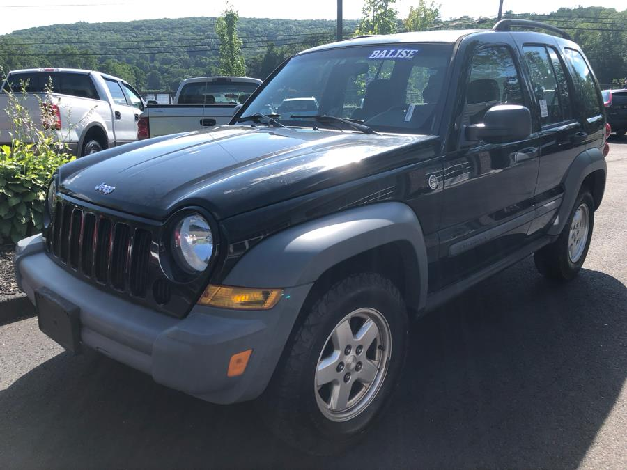 Used 2005 Jeep Liberty in Canton, Connecticut   Lava Motors. Canton, Connecticut