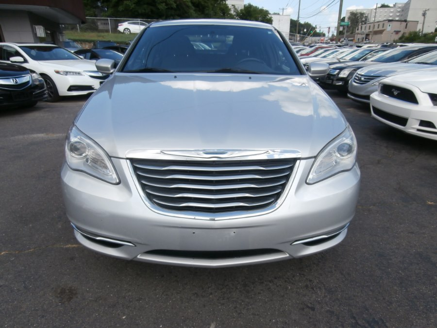2011 Chrysler 200 4dr Sdn Touring, available for sale in Waterbury, Connecticut | Jim Juliani Motors. Waterbury, Connecticut