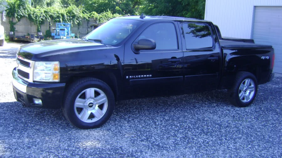 """2008 Chevrolet Silverado 1500 4WD Crew Cab 143.5"""" LT w/2LT, available for sale in West Babylon, NY"""