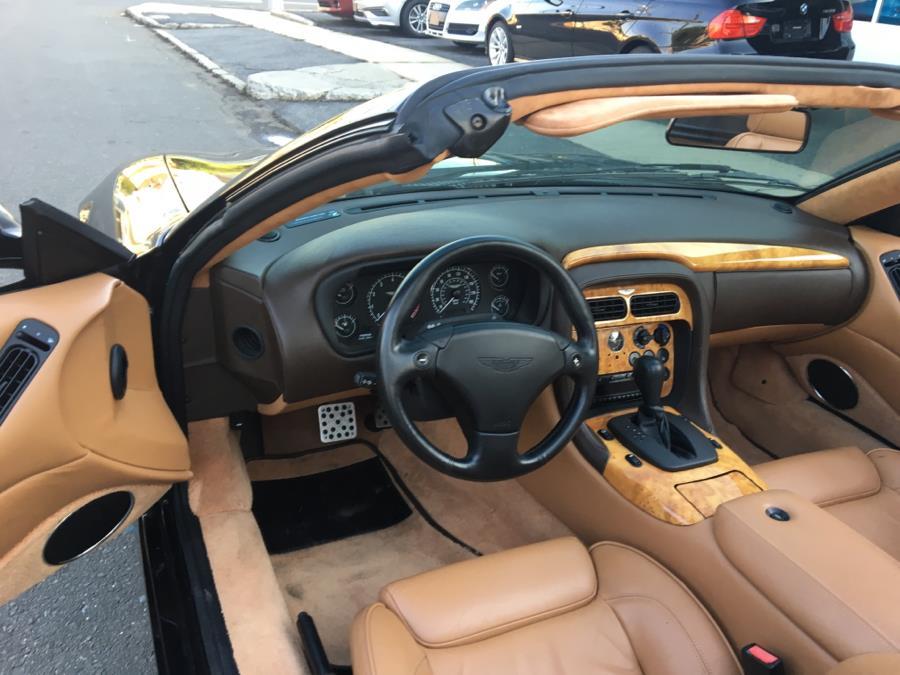 2003 Aston Martin DB7 2dr Volante Vantage Auto, available for sale in Milford, Connecticut | Village Auto Sales. Milford, Connecticut