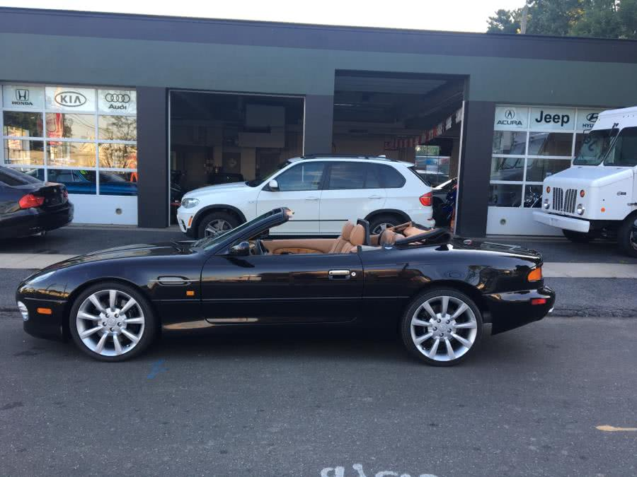 Used 2003 Aston Martin DB7 in Milford, Connecticut | Village Auto Sales. Milford, Connecticut
