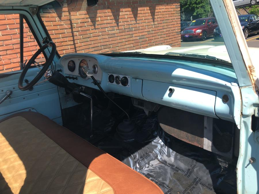 1961 Ford F-100 P/U, available for sale in Waterbury, Connecticut | National Auto Brokers, Inc.. Waterbury, Connecticut