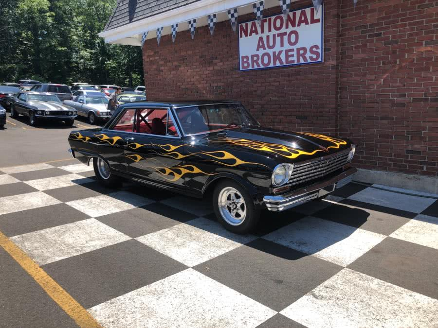 Used 1964 Chevrolet Nova in Waterbury, Connecticut | National Auto Brokers, Inc.. Waterbury, Connecticut