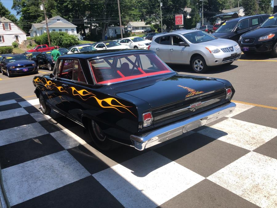 1964 Chevrolet Nova Pro Street, available for sale in Waterbury, Connecticut | National Auto Brokers, Inc.. Waterbury, Connecticut