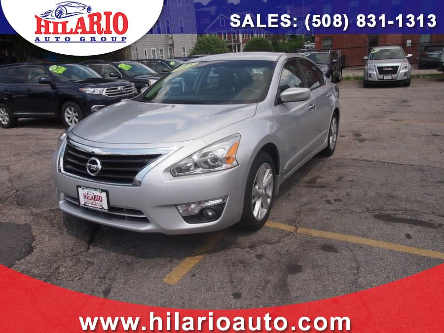 Used 2015 Nissan Altima in Worcester, Massachusetts | Hilario's Auto Sales Inc.. Worcester, Massachusetts