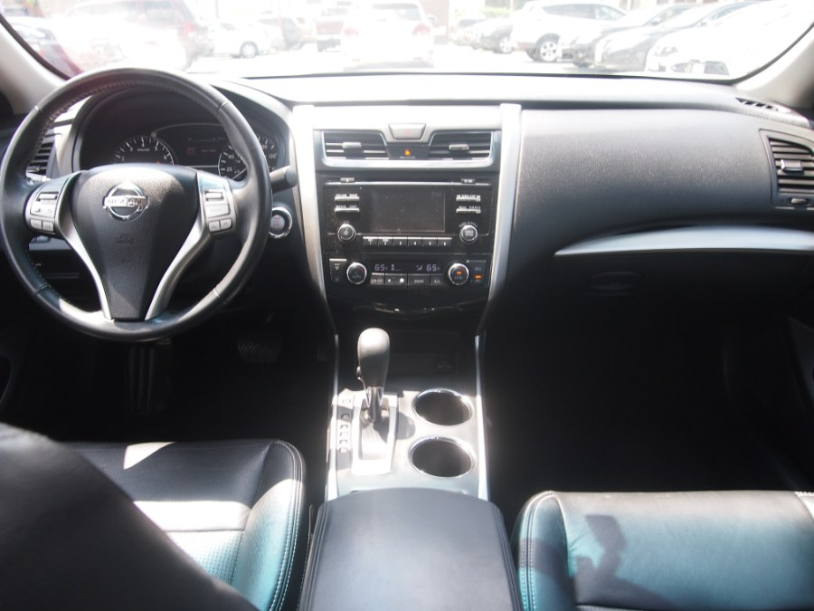 2015 Nissan Altima 4dr Sdn I4 2.5 SV, available for sale in Worcester, Massachusetts | Hilario's Auto Sales Inc.. Worcester, Massachusetts