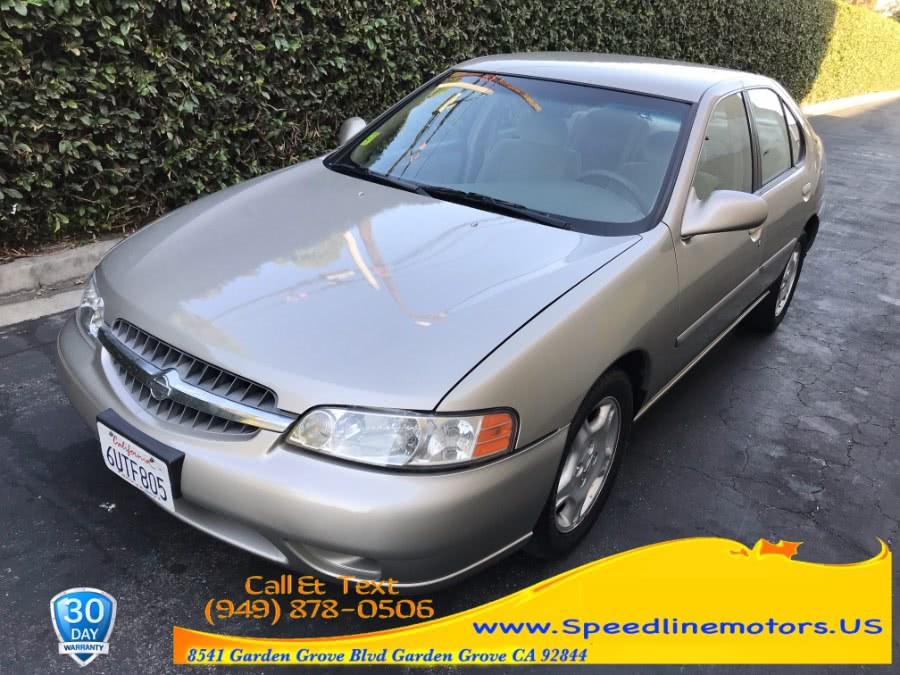 Used 2000 Nissan Altima in Garden Grove, California | Speedline Motors. Garden Grove, California