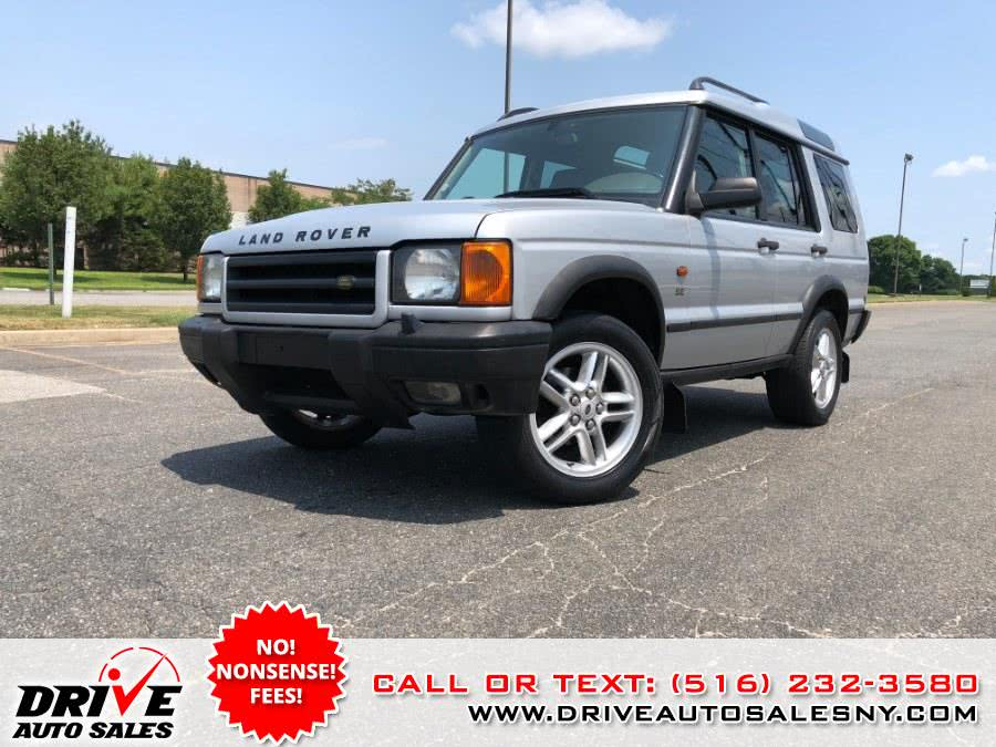 Used 2002 Land Rover Discovery Series II in Bayshore, New York | Drive Auto Sales. Bayshore, New York