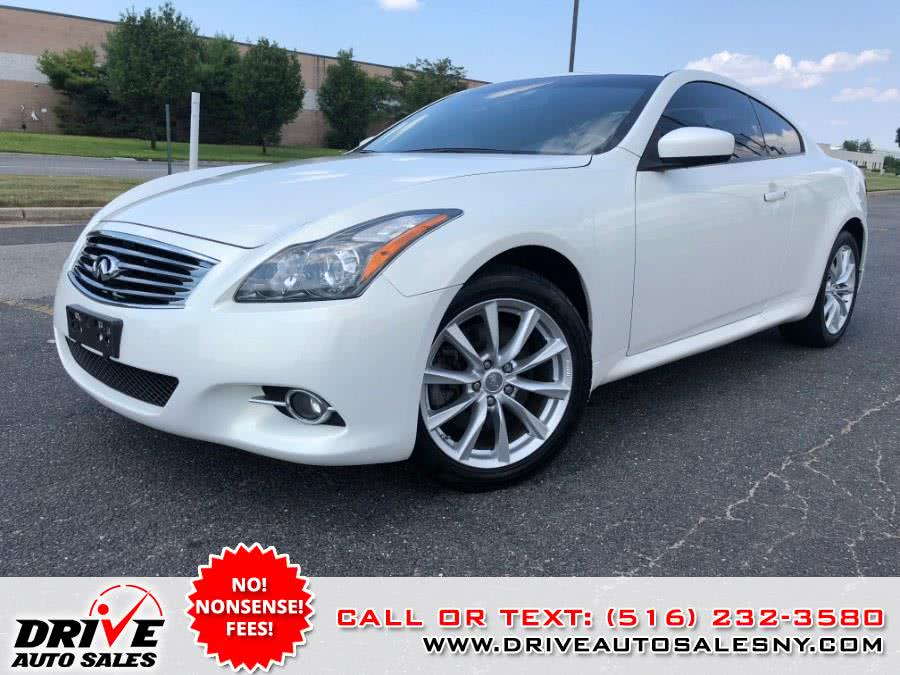 Used 2013 Infiniti G37 Coupe in Bayshore, New York | Drive Auto Sales. Bayshore, New York