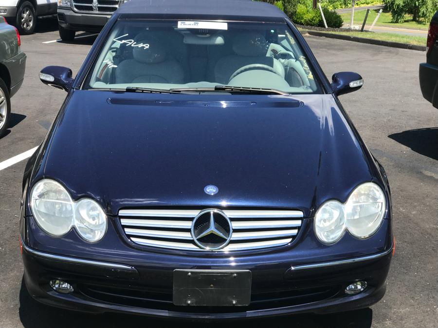Used 2005 Mercedes-Benz CLK-Class in Canton, Connecticut | Lava Motors. Canton, Connecticut