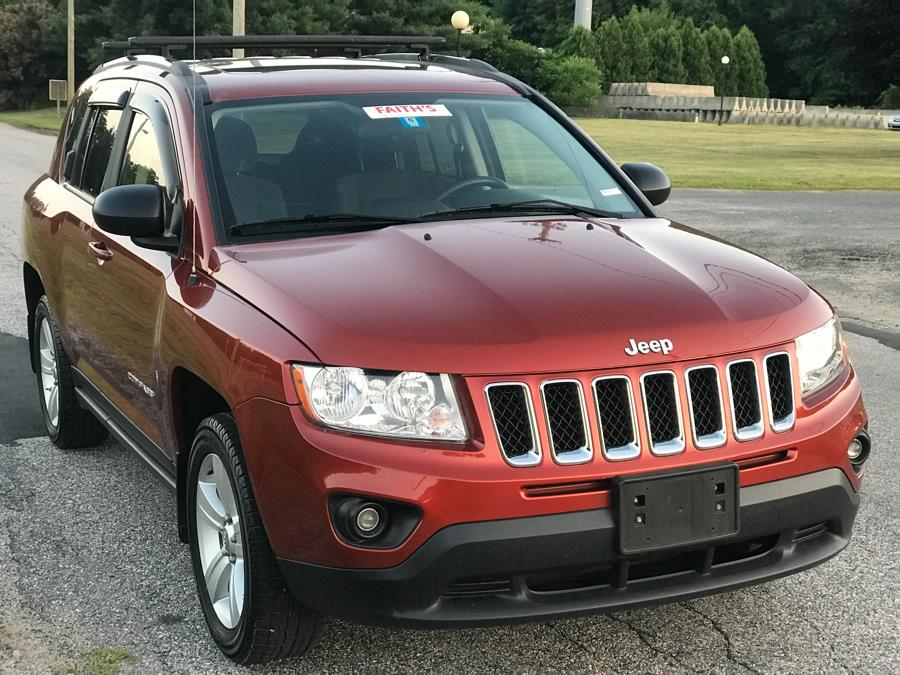 Used 2012 Jeep Compass in Canton, Connecticut | Lava Motors. Canton, Connecticut