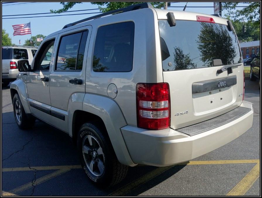 Used Jeep Liberty 4WD 4dr Sport 2008   My Auto Inc.. Huntington Station, New York
