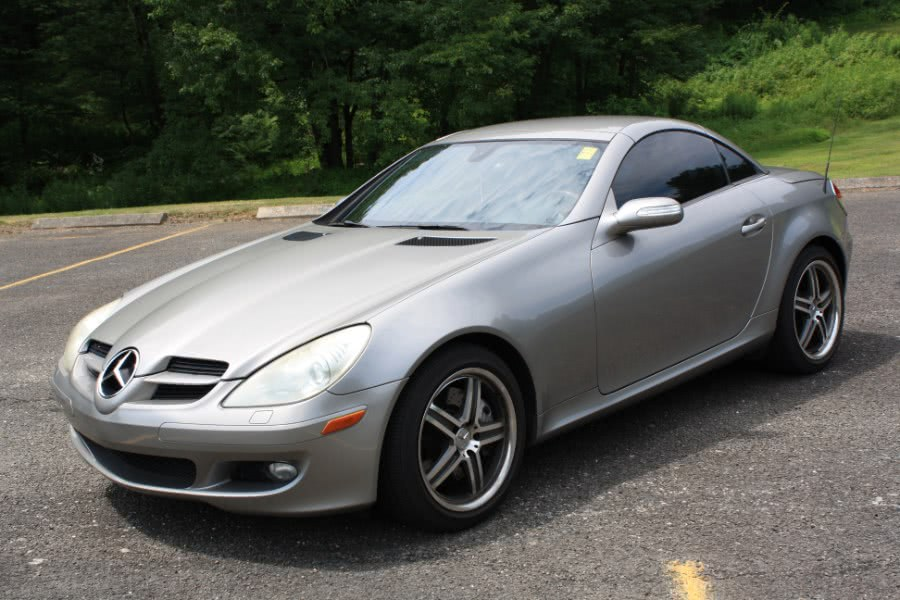 Used 2006 Mercedes-Benz SLK-Class in Thomaston, Connecticut | Letaj Motors LLC. Thomaston, Connecticut