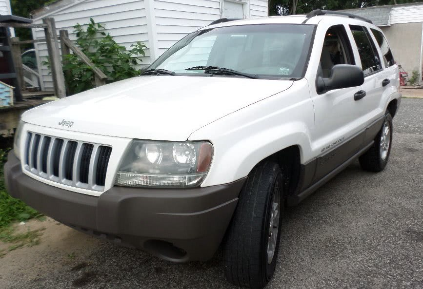 2004 Jeep Grand Cherokee 4dr Laredo, available for sale in Patchogue, New York | Romaxx Truxx. Patchogue, New York