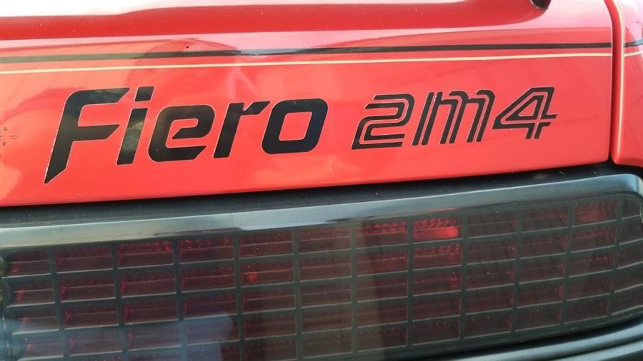 Used Pontiac Fiero 2dr Coupe SE Sport 4-Spd 1984   Roe Motors Ltd. Shirley, New York