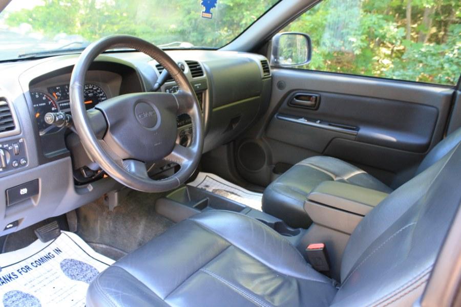 2006 GMC Canyon Crew Cab 126.0