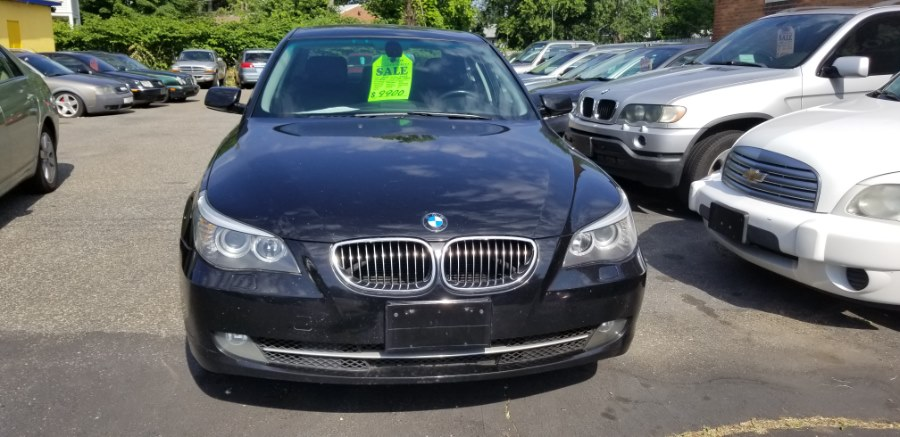 2009 BMW 5 Series 4dr Sdn 528i xDrive AWD, available for sale in East Hartford , Connecticut | Classic Motor Cars. East Hartford , Connecticut