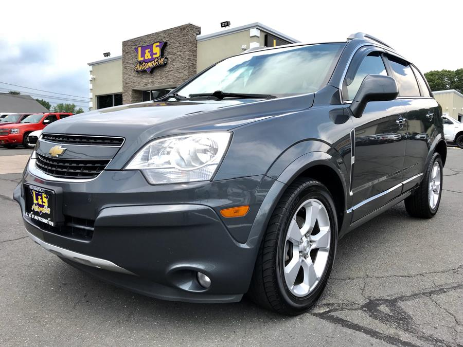2013 Chevrolet Captiva Sport FWD 4dr LTZ, available for sale in Plantsville, CT