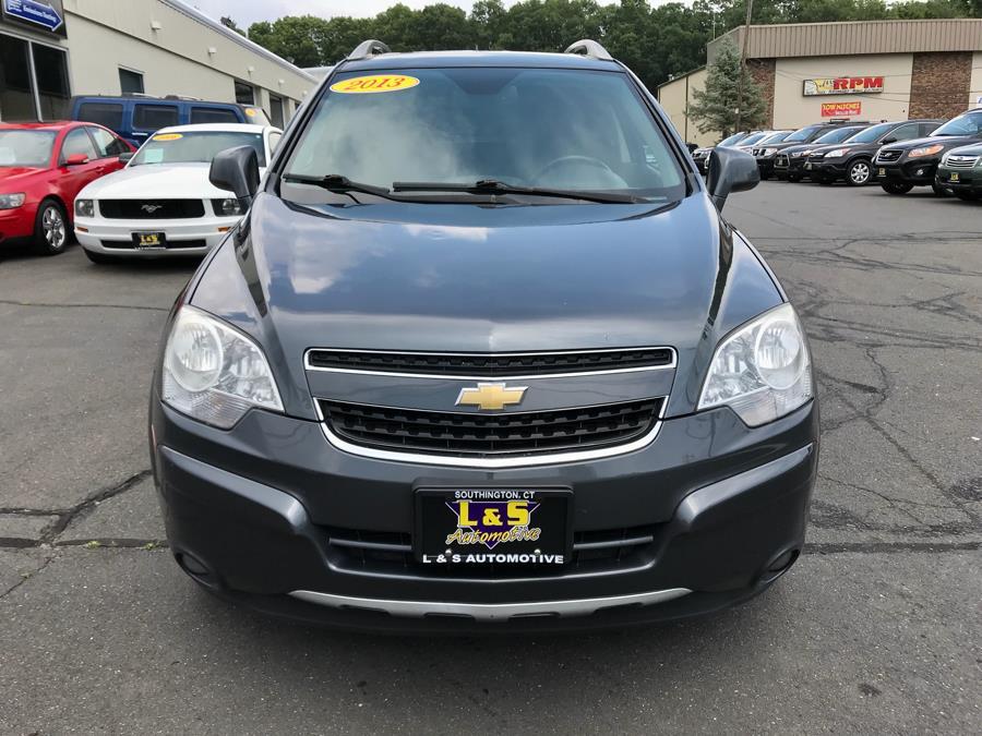2013 Chevrolet Captiva Sport FWD 4dr LTZ, available for sale in Plantsville, Connecticut | L&S Automotive LLC. Plantsville, Connecticut